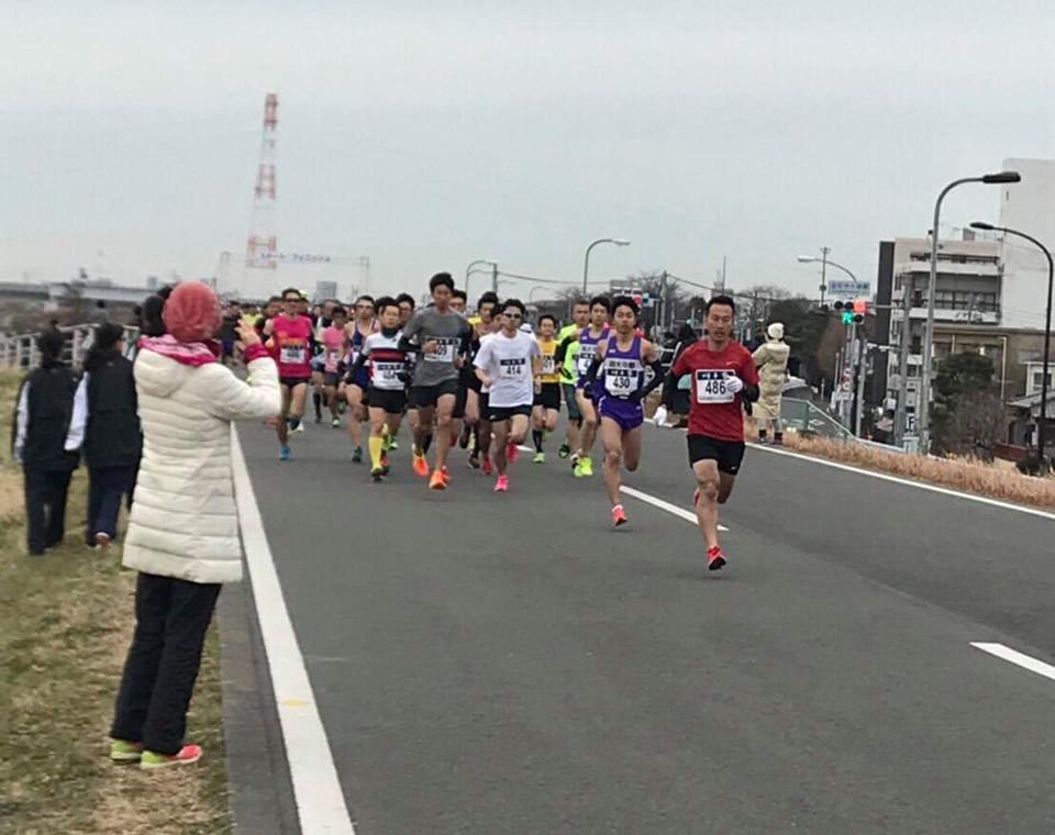 葛飾柴又ロードレース